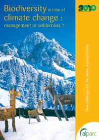 Biodiversity in time of climate change: management or wilderness?