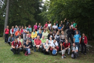 YOUrALPS Summer School – the starting shot for the development of the Alpine School Model