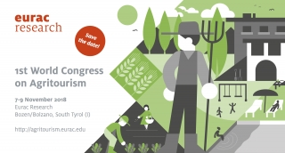 1st World Congress on Agritourism - EURAC