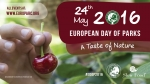 European Day of Parks