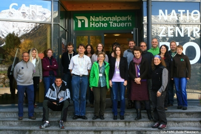 "2nd Meeting of the ""Mountain Environmental Education"" Working Group"