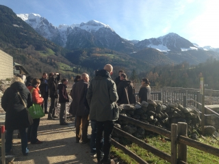 The YOUrALPS  infodays: call to action for political stakeholders