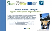 Youth Alpine Dialogue - Appel à participation de jeunes alpins!