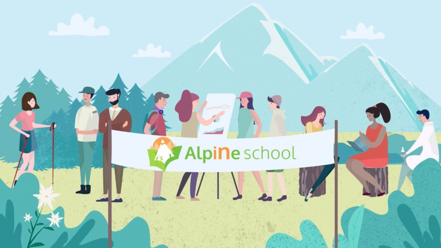 The Alpine School provided with New Powerful Tools: The Alpine School Video and the New Website